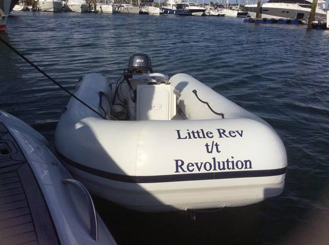 little rev
